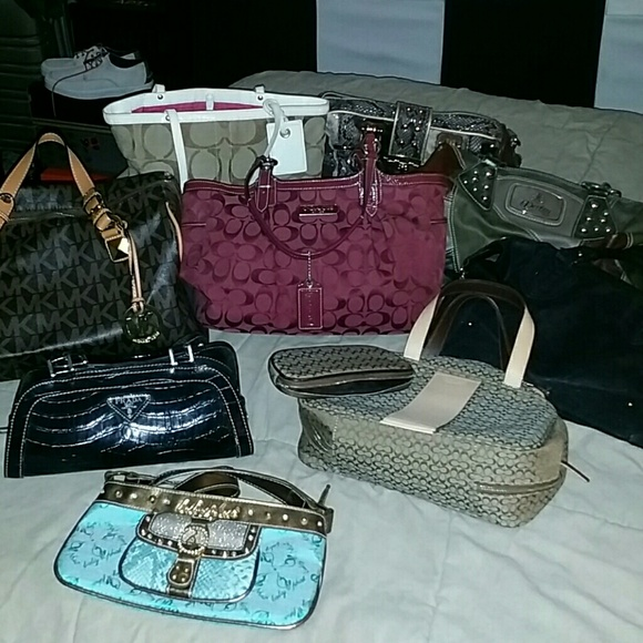 40 Off Coach Handbags Closet Clean Out Sale From Megan