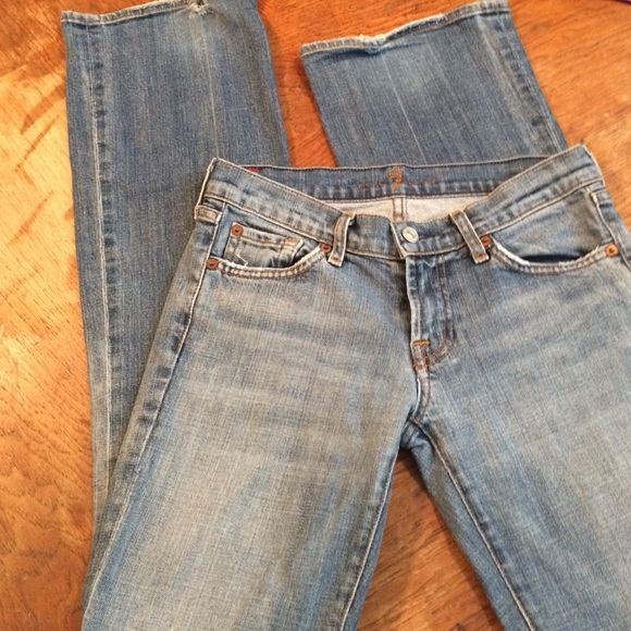 91 off 7 for all mankind denim 7 for all mankind jeans sale from tracy 39 s closet on poshmark. Black Bedroom Furniture Sets. Home Design Ideas