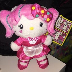 Hello Kitty Other - Japanimation hello kitty plush 642aa2c6dee3a