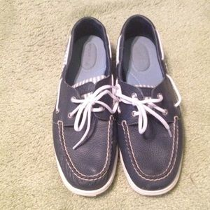 Sperry Top-Sider Shoes - Navy blue sperrys