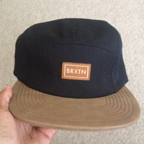 Urban Outfitters Accessories - Brixton X UO creek 5- Panel Hat 31069b639bb