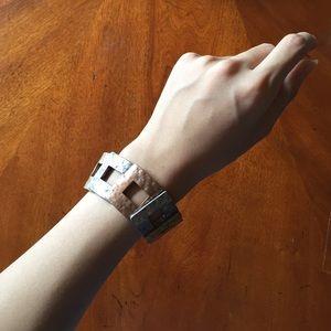 Jewelry - Tritone metal bracelet