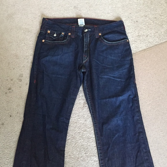 True Religion Red Jeans For Mens True Religion Brand Jeans