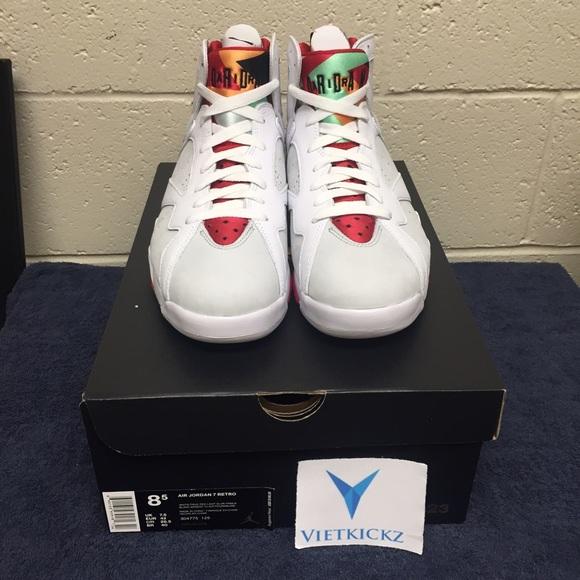 Air Jordan 7 Hare Size 8.5 NWT