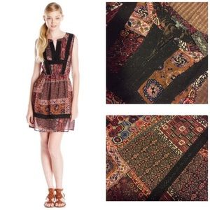 Miss Me Earthy Lace Dress