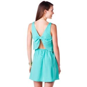 Francesca's Collections Dresses & Skirts - Bow Dress