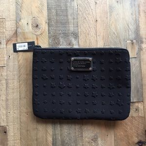 Marc Jacobs Star IPad Case Clutch *NEW*