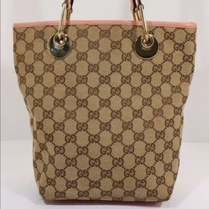 Gucci Handbags - Gucci Tote Handbag