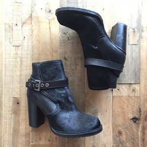 All Saints Fur Boots *NEW*