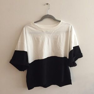 Madewell Tops - Madewell Color Block Top