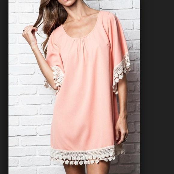 Umgee lace dress