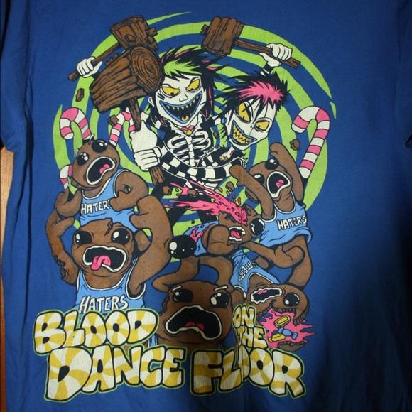 Blood On The Dance Floor Merch Tshirt
