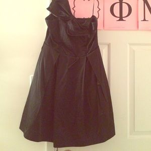 BEAUTIFUL black formal dress!