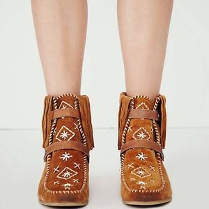 5100558f7 Free People Shoes - Mila Sam Edelman moccasins boot on sale today only