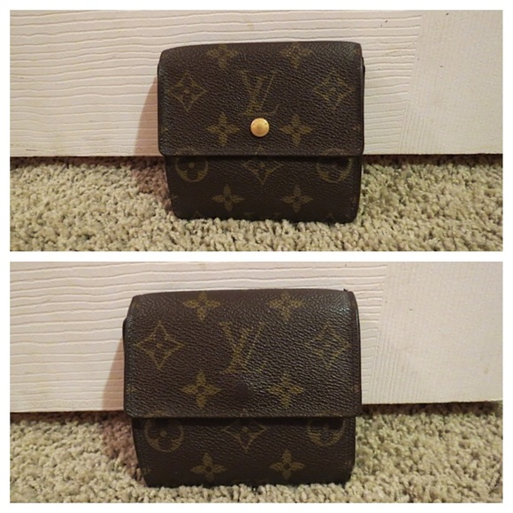Louis Vuitton Handbags - Authentic Louis Vuitton Monogram Elise Wallet 5b3e807bb4ebe
