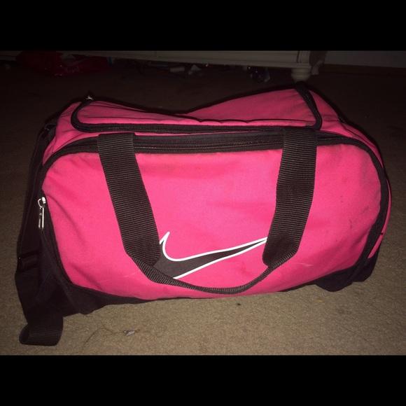 Nike Other   Hot Pink Duffel Bag   Poshmark 5e00d396b2