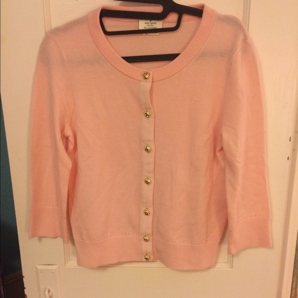 74% off kate spade Sweaters - NWOT Light Pink Kate Spade Sweater w ...