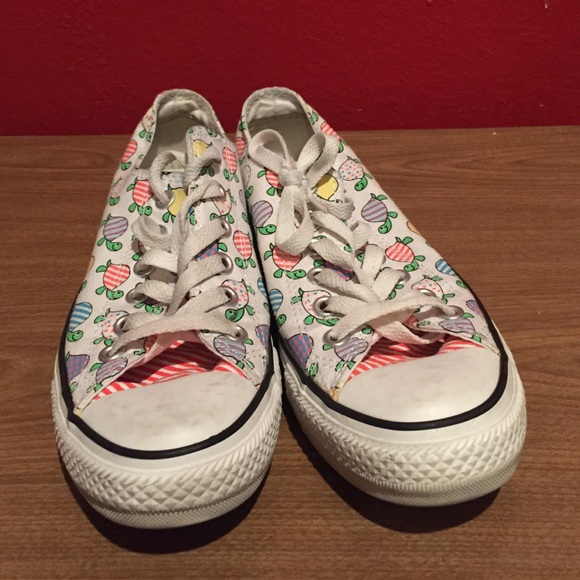 a26273ae1560 Converse Shoes - Super Cute Turtle Patterned Converse