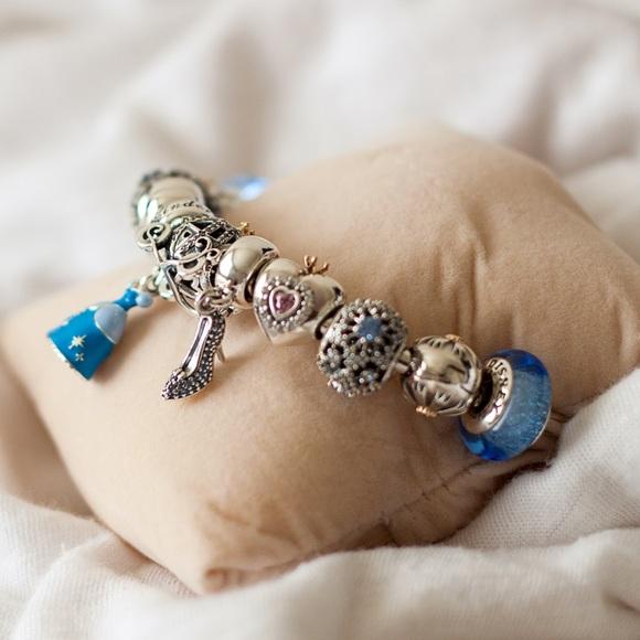 Cinderella Pandora Bracelet