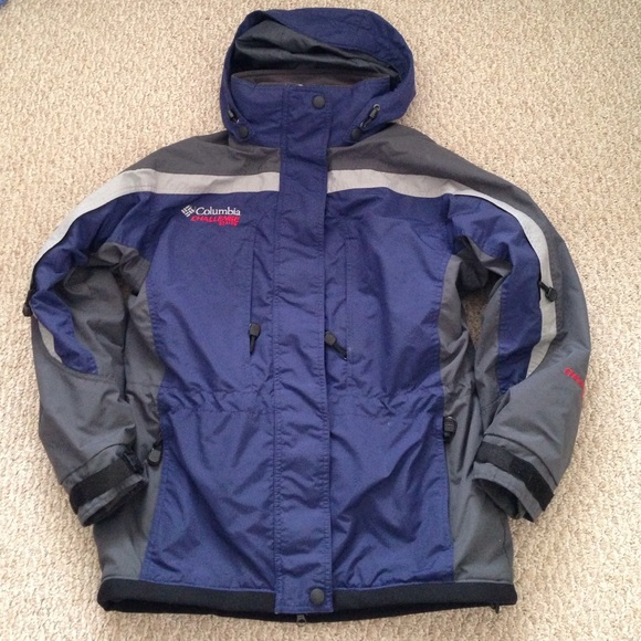 ee2e89921b Columbia Jackets   Blazers - Columbia Challenge Series 2 in 1 ski jacket  coat S