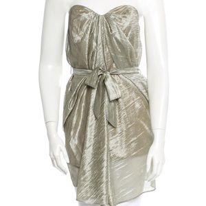 Zimmermann Dresses & Skirts - Strapless drape front top/dress. Size 1 (US 4-6)