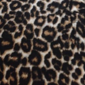 Forever 21 Tops - Forever21 leopard 🐯 crop top