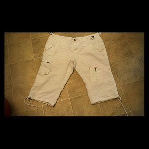 Capri pants size 17