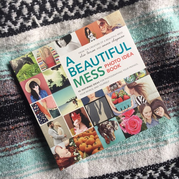 a beautiful mess photo idea book - 39% off Other A Beautiful Mess photo idea book from