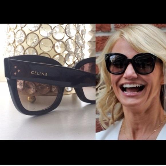 de792132c9b8 Celine accessories sold sunglasses poshmark jpg 580x580 Celine 41076  sunglasses
