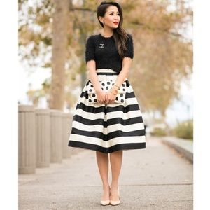 22% off Dresses & Skirts - Leopard Full Midi Skirt from Sindy's ...