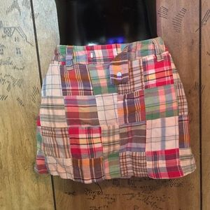 American Eagle Plaid Skirt