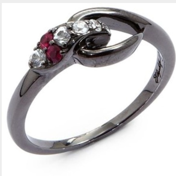 69 off elizabeth and james jewelry ruby sapphire for Who sells lizzy james jewelry