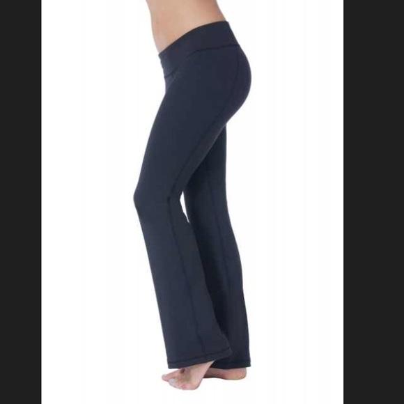 Soybu Lotus Pant Black Yoga Pants
