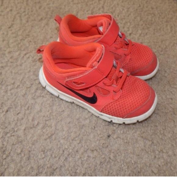 Bundle Nike tennis shoes size 10c kids