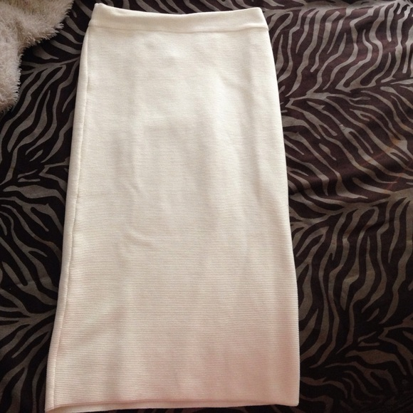 35 dresses skirts white pencil skirt with crop