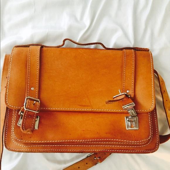 Handbags - Tivoli Corp leather briefcase c9b105fb6
