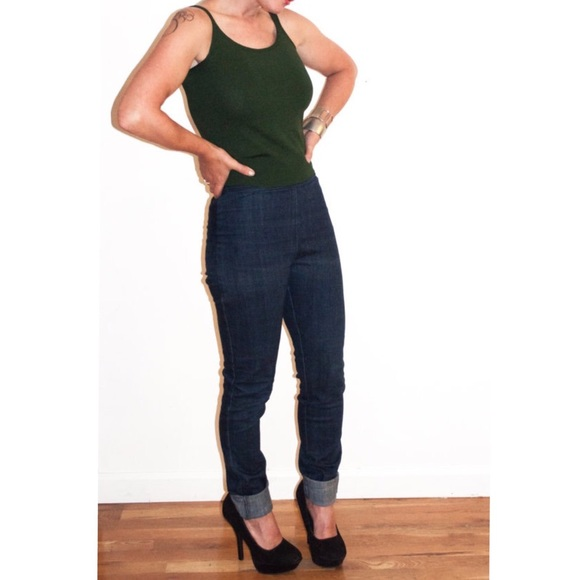 66% off J Brand Denim - J Brand Skinny Jeans by Hussein Chalayan Sz 26 (4) from N claireu0026#39;s ...