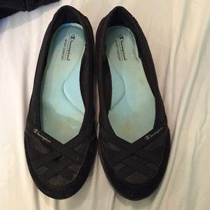 Champion Des Femmes Glissent Sur Les Chaussures mH51D