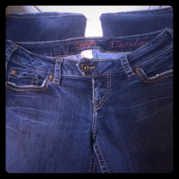 37% off Silver Jeans Denim - Silver jeans size 28 low rise from ...