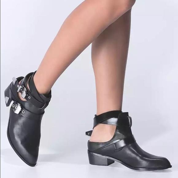 Sol Sana Shoes | Sol Sana Samuel Cutout