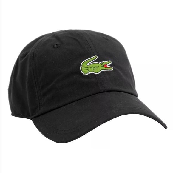 0f66a2aca New Lacoste Unisex White Hat Cap Boutique My Posh Picks