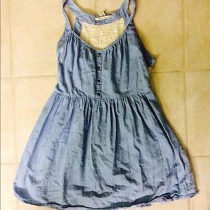 American rag Jean dress