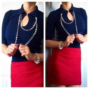 Arden B Dresses & Skirts - Arden B red Skirt