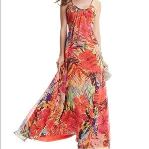 Marciano Tropical Dress