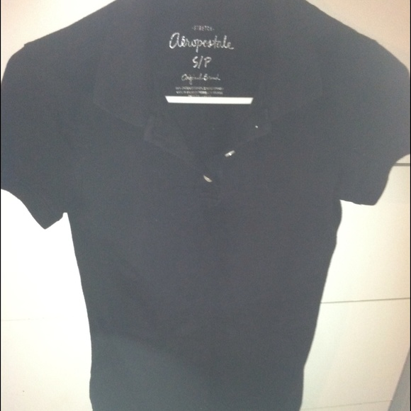 Aeropostale - All black Aeropostale shirt from Nyah's ...