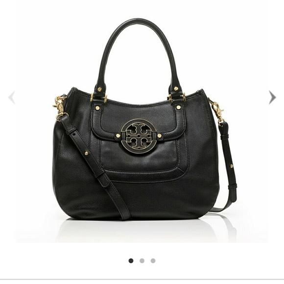 42% off Tory Burch Handbags - Tory Burch Amanda CLASSIC Hobo bag ...