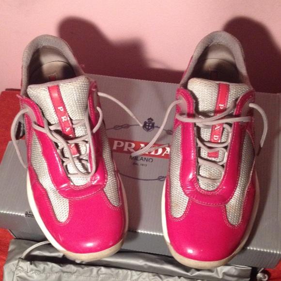 Prada Shoes   Prada Sneakers Size Us