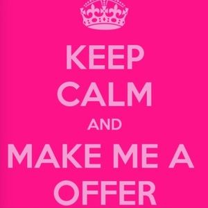 Other - Happy to Negotiate & Accept Reasonable Offers! 😊