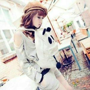 Accessories - Cute Panda Backpack and Purse