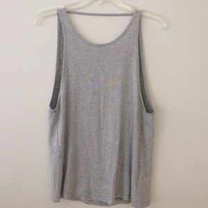Urban Outfitters Open-Back Tank